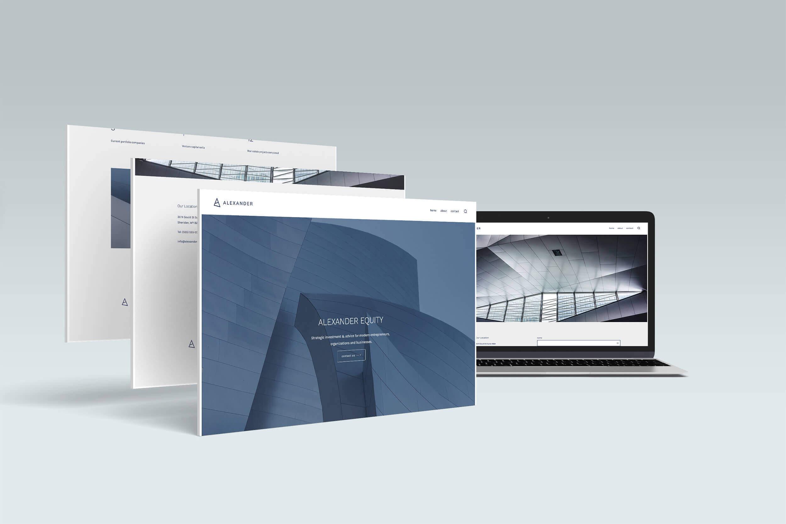 Alexander-Equity-website-design-cyprus-1